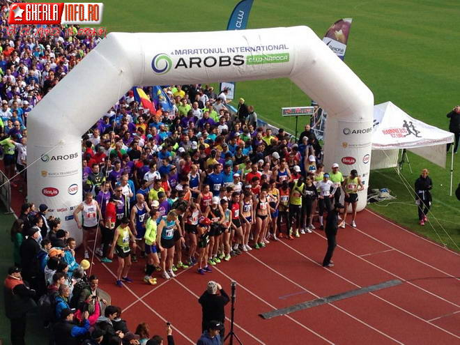 maraton cluj gherla dej 2014