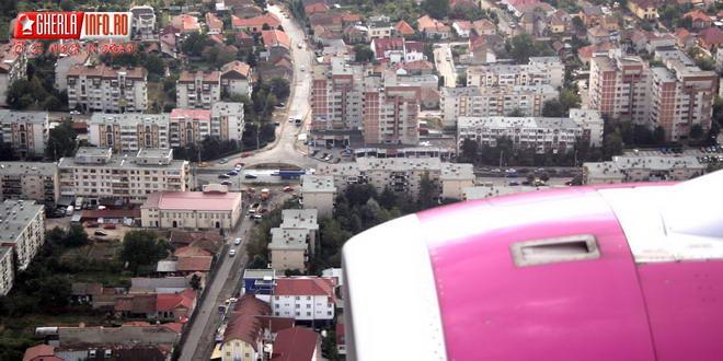 cluj aeroport wizz air