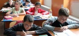 elevi scoala examen evaluare simulare