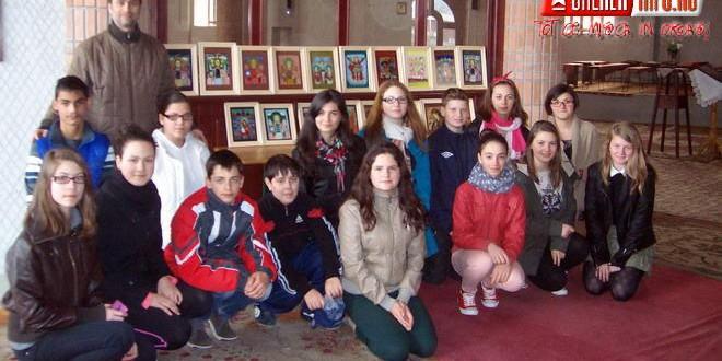 elevi gherla liceu ana ipatescu icoane umanitar caritate caritabil