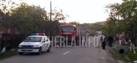 incendiu livada pompieri dej