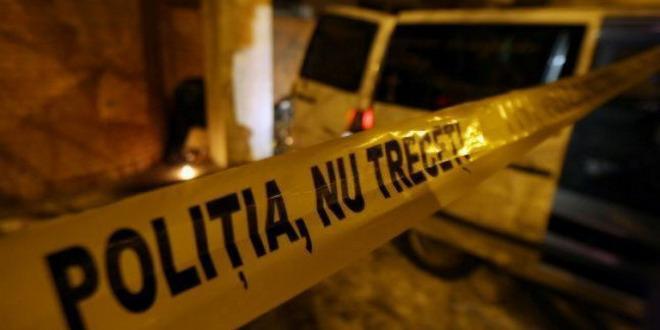 politia crima sinucidere