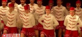 majorete gherla queens dancing