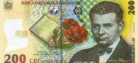 200 lei bancnota