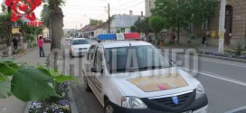accident gherla politie trecere pietoni lovit opel