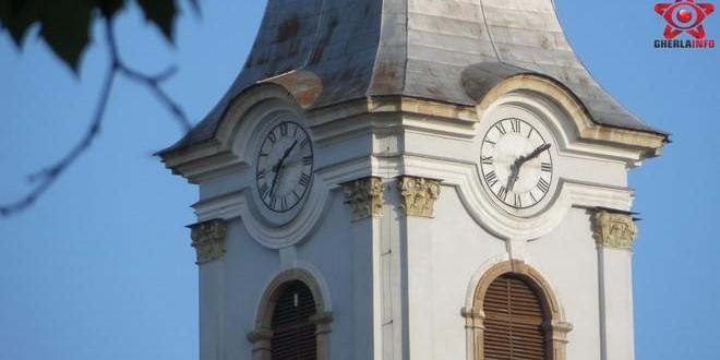 ceas biserica catedrala armeneasca