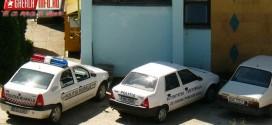 politie gherla masina