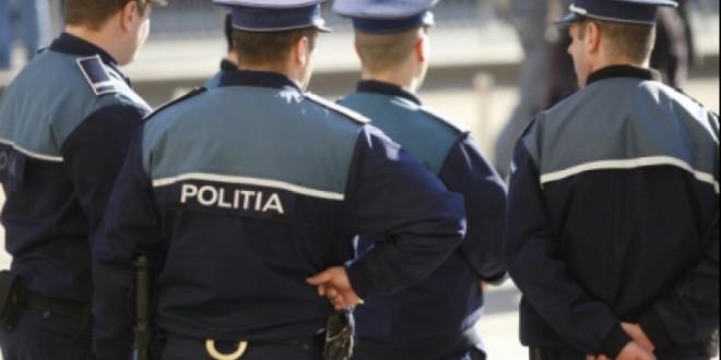 politie alegeri