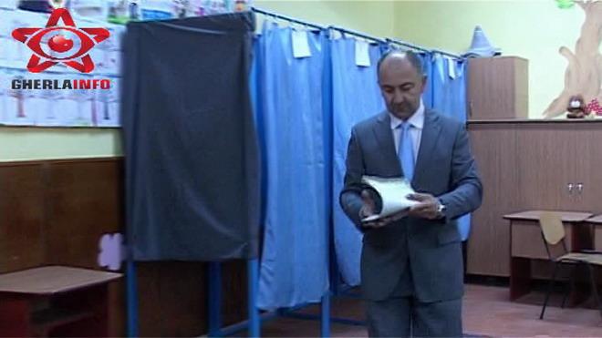 iuliu samartean pnl gherla sectie votare urna cluj