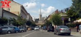 dej cluj centru biserica catedrala