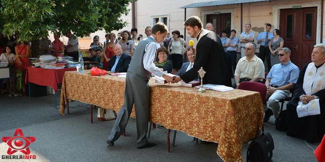 protopopiat premiere elevi ortodox gherla liceu petru maior