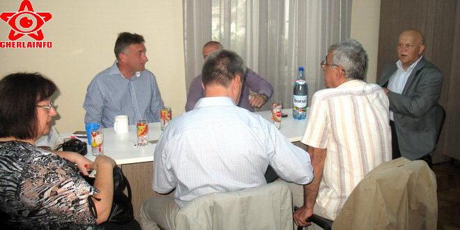 gherla bulgaria delegatie comenius polski trambesh