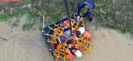 inundatii romania valcea mai elicopter