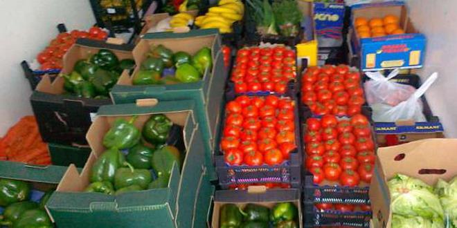 transport legume fructe