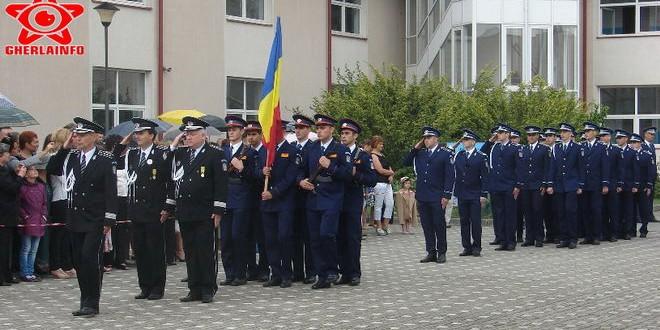 scoala agenti politie septimiu muresan cluj absolvire