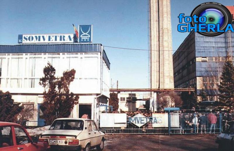gherla fabrica de sticla somvetra 1985 greva muncitori