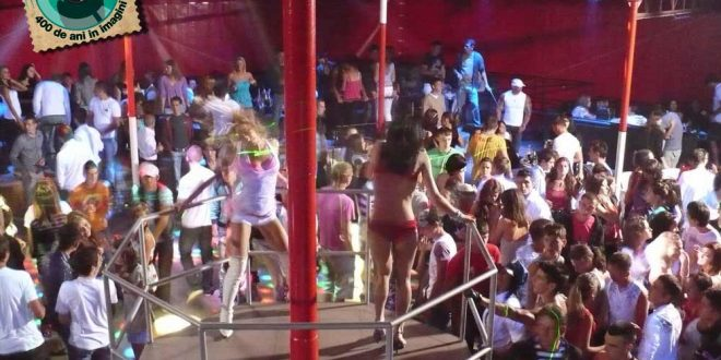 gherla discoteca ring 2009