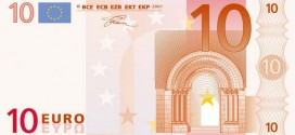 bancnota 10 euro