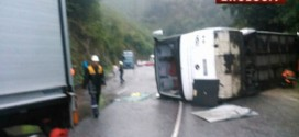 accident bulgaria autocar romani