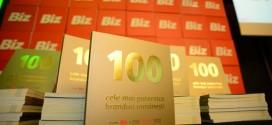 Top 100 – cele mai puternice branduri romanesti