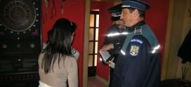 elevi bar politie