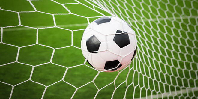 fotbal gol poarta plasa minge balon