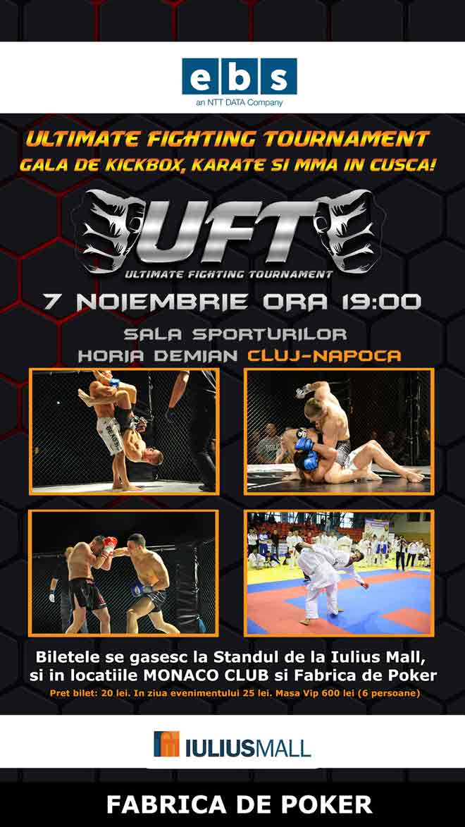 gala uft cluj ultimate fighting tournament 2014