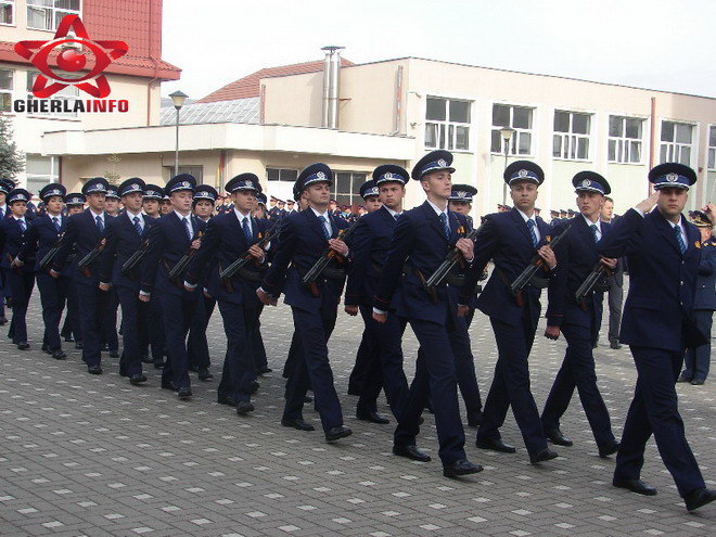 scoala politie septimiu muresan cluj depunere juramant 2014