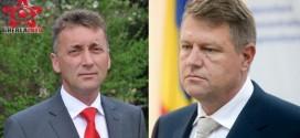 """Primarul Marius Sabo spune ca se aseamana cu castigatorul alegerilor prezidentiale: """"Ma identific cu Klaus Iohannis"""" VIDEO"""