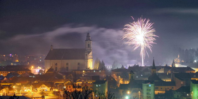 artificii gherla