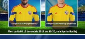 fotbal dej paul papp echipa nationala cluj