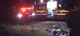 tren bistrita mortal accident cfr pompieri smurd