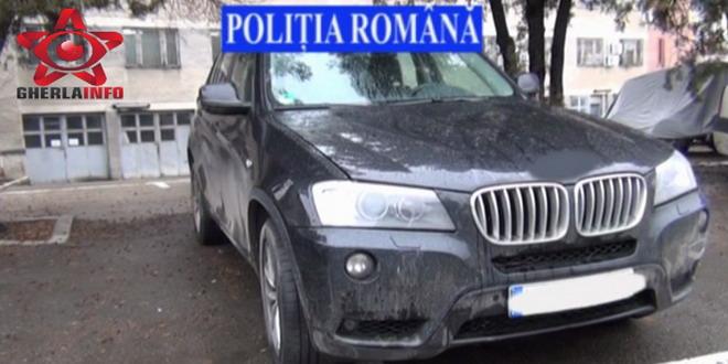 masina furata germania cluj politie