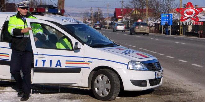 politie cluj gherla fundatura