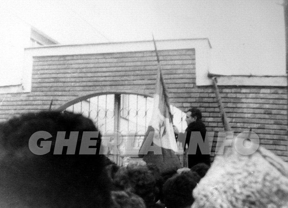 gherla revolutie 22 decembrie 1989 cluj