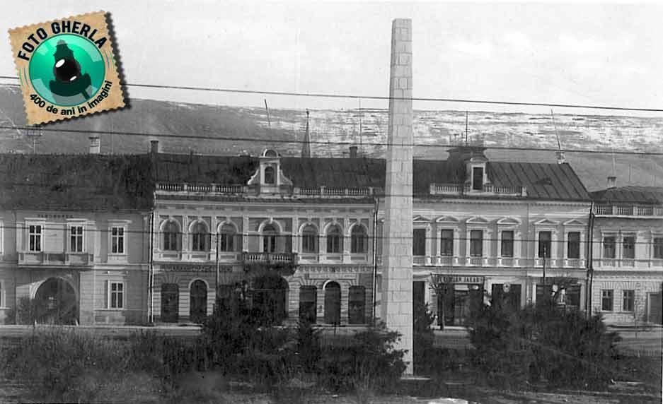 gherla 1942 centru