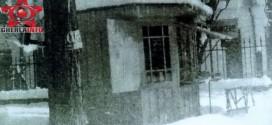 gherla chiosc parc iarna zapada 1969