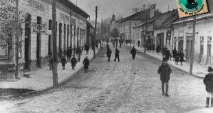 gherla centru 1941