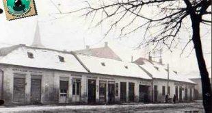 Gherla 1930 strada Avram Iancu