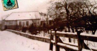 gherla 1940 iarna pod canal conte