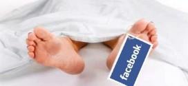 facebook mort