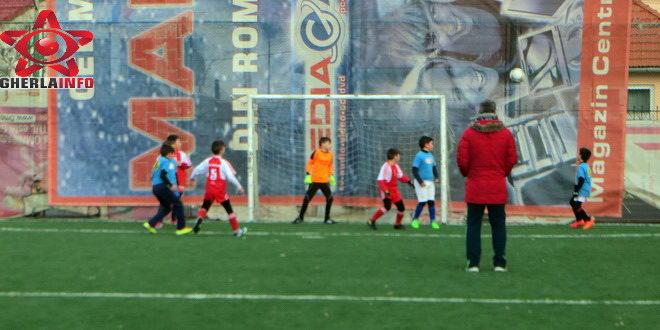 fotbal gherla viitorul juniori mecsom dej