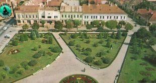 gherla centru parc 1980