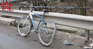 accident iclod fundatura biciclist mortal cluj