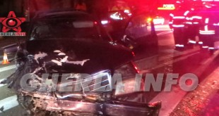 accident livada mercedes volkswagen gherla cluj