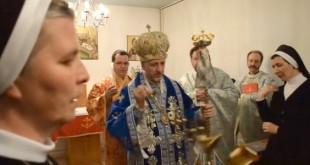 buna vestire manasitre surori baziliene gherla florentin crihalmeanu greco catolic cluj