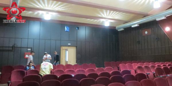 cinema cinematograf sala gherla