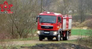 pompieri dej masina autospeciala cluj