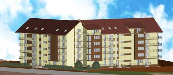 apartament vanzare bloc nou gherla dej cluj