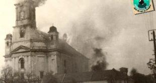 incendiu gherla 1960 catedrala biserica armeneasca cluj